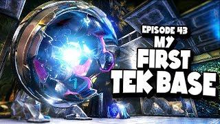 ARK: Survival Evolved How to spawn a Tek base (part 1)