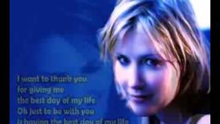 Dido - Thank you (Lyrics on screen)
