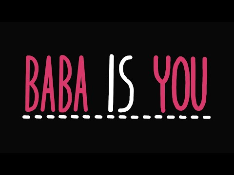 Baba Is You - release date trailer thumbnail