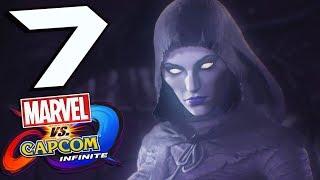 Marvel Vs Capcom Infinite Story Part 7 Day of Convergence recalled!