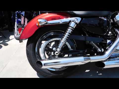 2013 Harley-Davidson XL1200C in Chula Vista, California