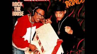 Dj Jazzy Jeff and Fresh Prince-Rock the house (NY union square live)