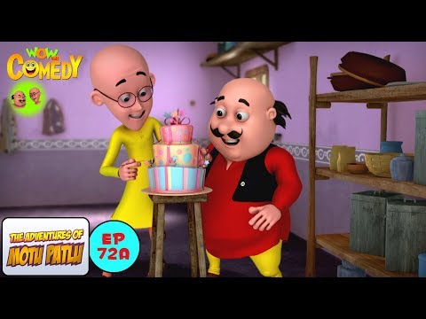 Download Cake Competition Motu Patlu In Hindi 3d Animated