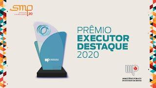 Prêmio Executor Destaque MPBA 2020 – Projeto Eco Kids e Eco Teens