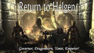 Return to Helgen V4