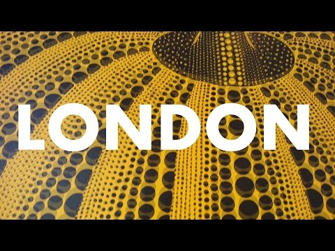 Video 10 cool places in London you HAVE to go