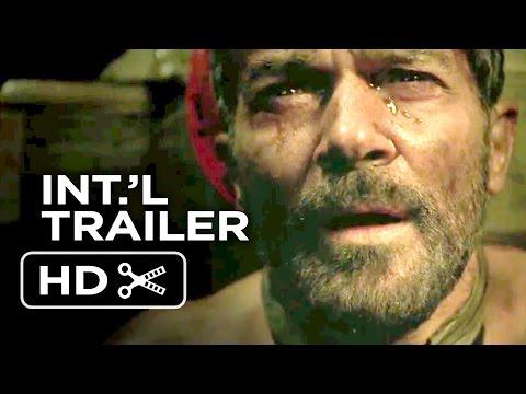 The 33 Official International Trailer #1 (2015) - Antonio Banderas, Rodrigo Santoro Movie HD