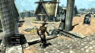 Skyrim - Mod 26 - Bleach Weapons and Dragon Priest Armour