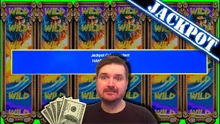 OVER  $10,000! JACKPOTS! Hand Pay! Zeus Slot Machine MASSIVE WINS! Slot Machine Bonuses With SDGuy!