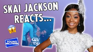 Skai Jackson on DWTS and Being a Twitter Meme