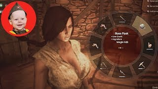 Conan Exiles (2018 PS4): How to Make and Use Dyes