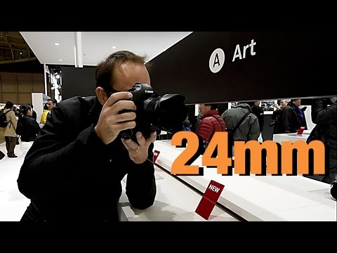 Sigma 24mm Art - Hands on & image tests
