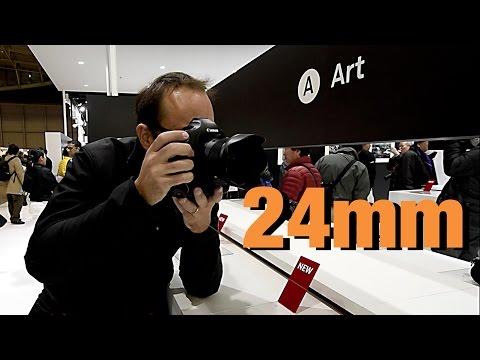 Sigma 24mm Art - Hands on & image tests