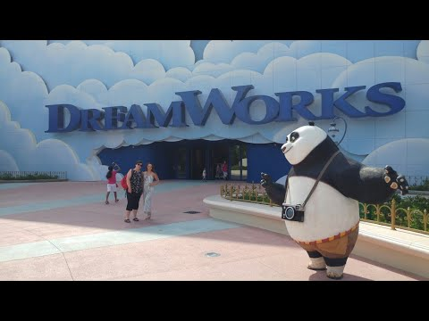 Download Motiongate Dubai, Dreamworks Theme Park, A Park within a Park, Shrek, Madagascar, Kung Fu Panda plus Mp4 HD Video and MP3