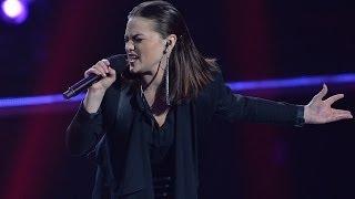"""The Voice of Poland IV - Klaudia Baca - """"Nigdy więcej nie tańcz ze mną"""" - Nokaut"""