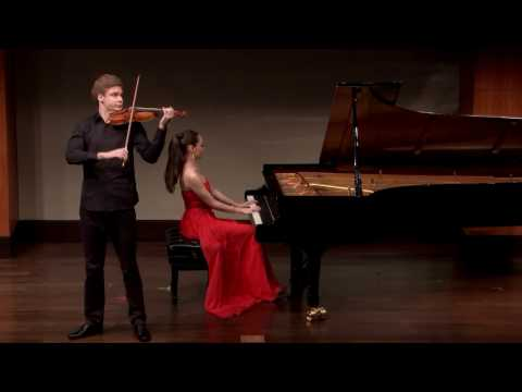 Preludium & Allegro Violin and Piano
