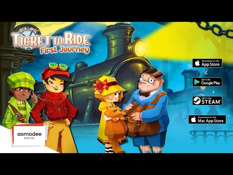Ticket to Ride First Journey - English Short Trailer thumbnail