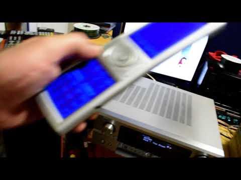 DENON AVR-3805 Házimozi vevő Denon Link, Dolby Digital EX, DTS-ES és Dolby Pro Logic IIX!