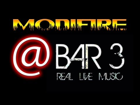 Modifire - Down Under Me - at Bar3