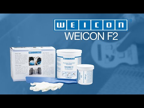 Weicon F2 Plastic Metal