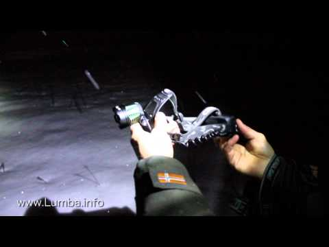 Cree Led T6  Hodelykt M ZOOM