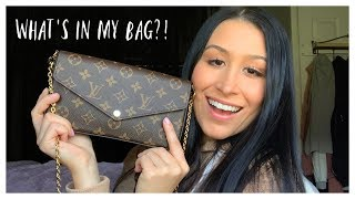 Louis Vuitton Felicie Bag Review And What Fits Inside!