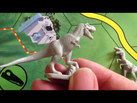 Jurassic Park Boardgame