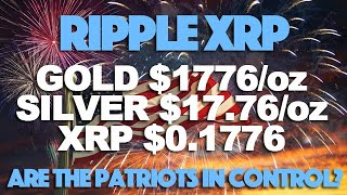 Ripple XRP: 1776 - Patriots In Control Of The New World Order?