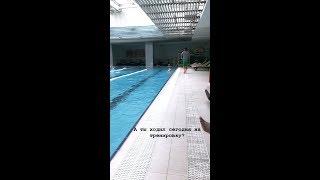 #4 Лютая тренировка от Виктории... - бассейн / Виктория Шубина - Тренер по Триатлону