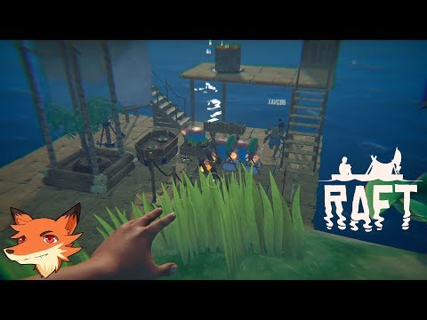 Download RAFT #3 [FR] Le premier forgeron des grandes mers! Et Xav supplie pour avoir de l'aide! HD Mp4 3GP Video and MP3