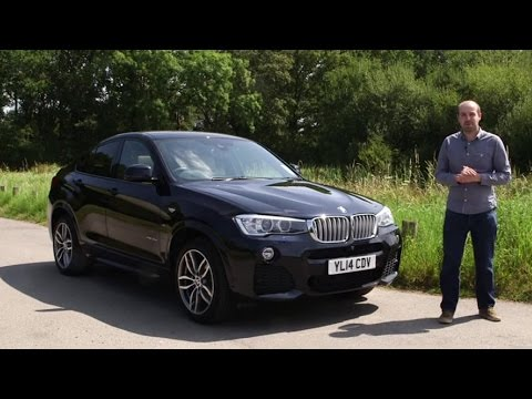 BMW X4 2014 review | TELEGRAPH CARS