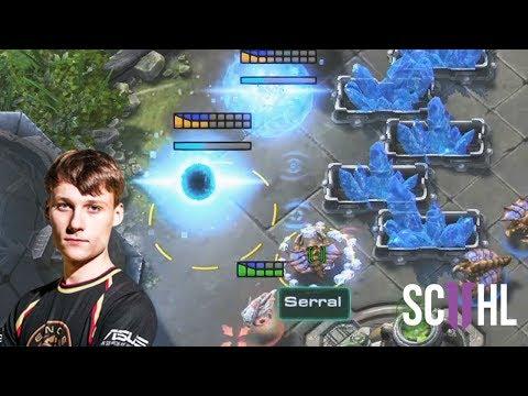 Serral vs. Cannon Rush - Starcraft 2: Nation Wars 2019