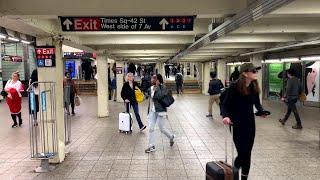 Coronavirus NYC: City Life Amid The Pandemic