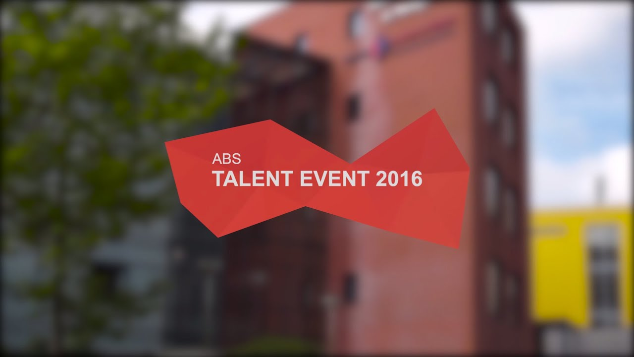 Arnhem Business School Talent Event