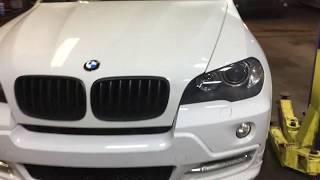 РЕМОНТ BMW X5 ПОСЛЕ ДТП