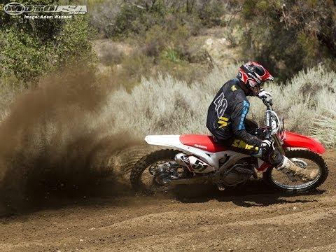 2014 Honda CRF®450R in Missoula, Montana