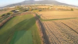 preview picture of video 'Phantom 2 al Campo volo di Sesto Fiorentino'