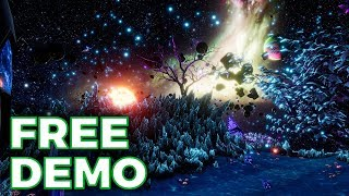 Space Dream Music Visualizer | FREE DOWNLOAD
