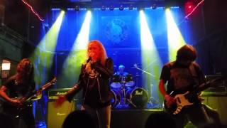 """Cerebus live Legions Of Metal 2017 """"Too Late to Pray"""""""