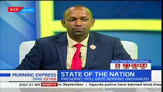 Comments and questions from Kenyans on the state of the nation