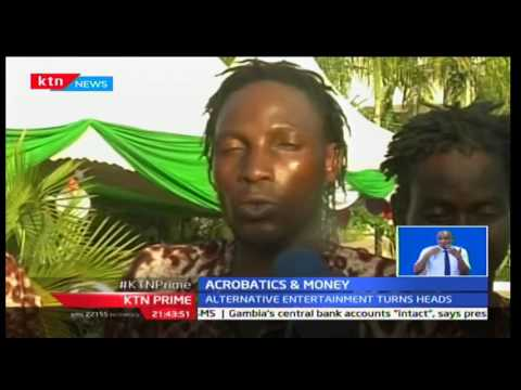 KTN Prime: One of the oldest professions in the world-Acrobatics enters Kwale County