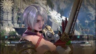 SC6: IncultaWolf (Ivy) vs SonicFox (Geralt)