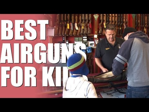Best air rifle for a child