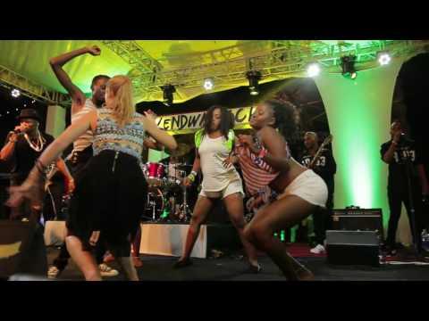 Diamond Platnumz - Nasema Nawe Live perfomance at KENDWA ROCKS ZANZIBAR