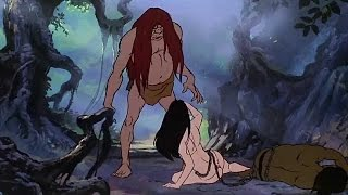 Fire & Ice Animated <b>Cartoon Full Movie</b> In English 1983  Part 5/8