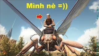 ARK: Scorched Earth #3 - Bắt được con Bướm khổng lồ Lymantria =))