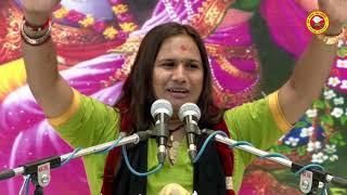 Shrimad Bhagwat Katha Epi 18  Maujpur Delhi  Shri Ghanshyam Vassist
