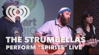 "The Strumbellas - ""Spirits"" (Acoustic) 