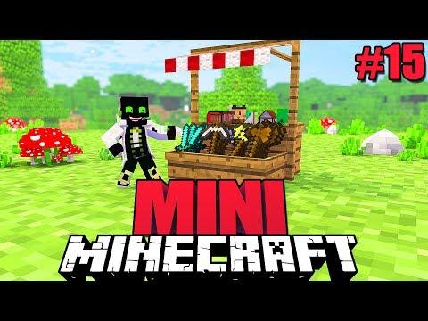 MEIN ULTRA MINI SHOP?! - Minecraft MINI #15 [Deutsch/HD]