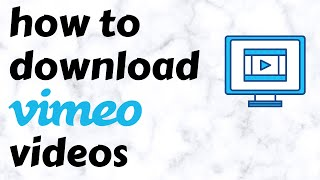 How To Download Vimeo S No Software Required